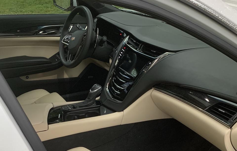 2018 Cadillac CTS - photo 3