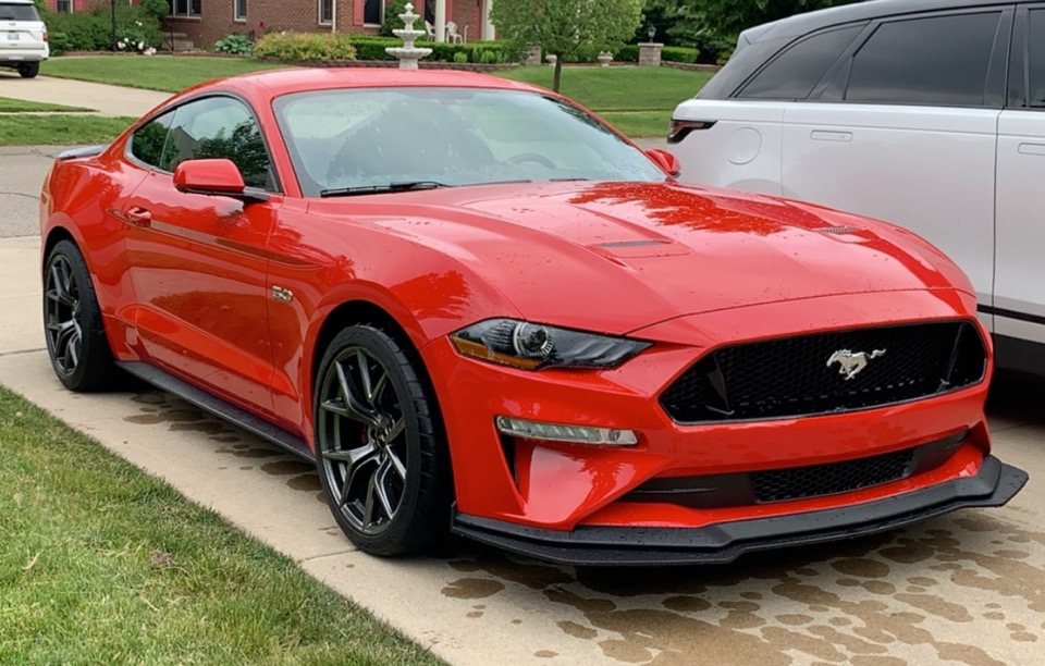 2019 Ford Mustang - photo 3
