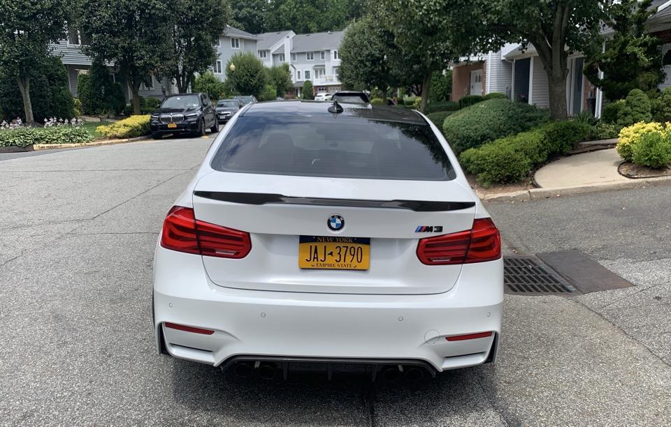 2018 BMW M3 - photo 6