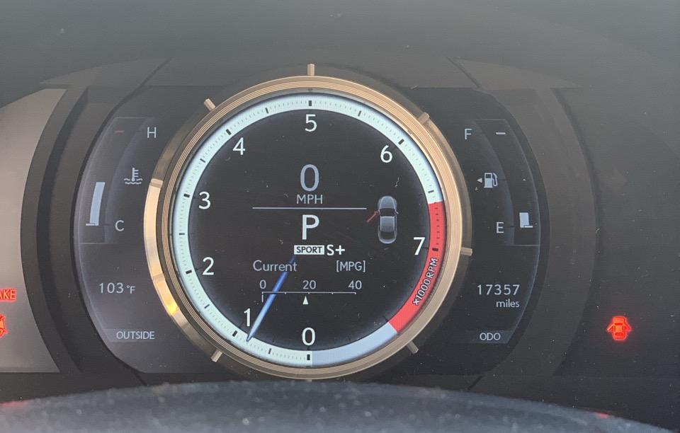2017 Lexus RC 350 - photo 2