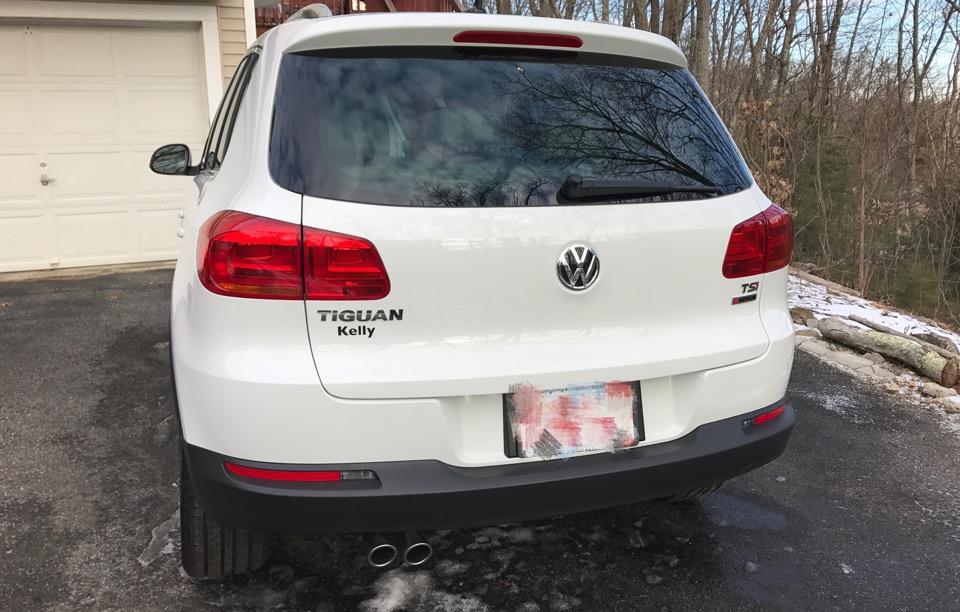 2017 Volkswagen Tiguan - photo 1