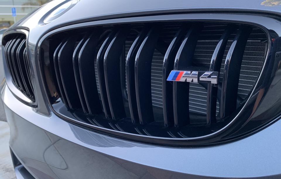 2018 BMW M4 - photo 4