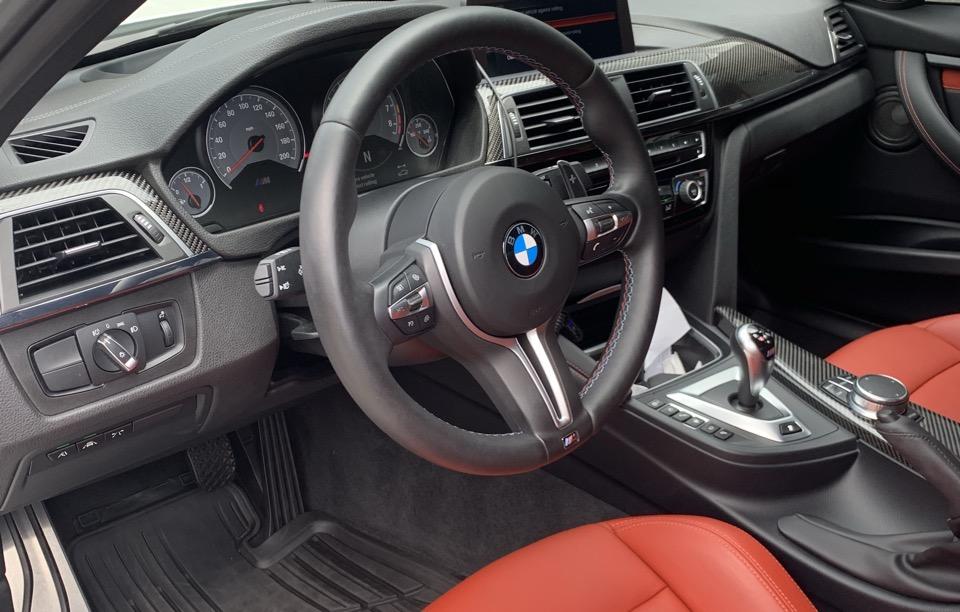 2018 BMW M3 - photo 11