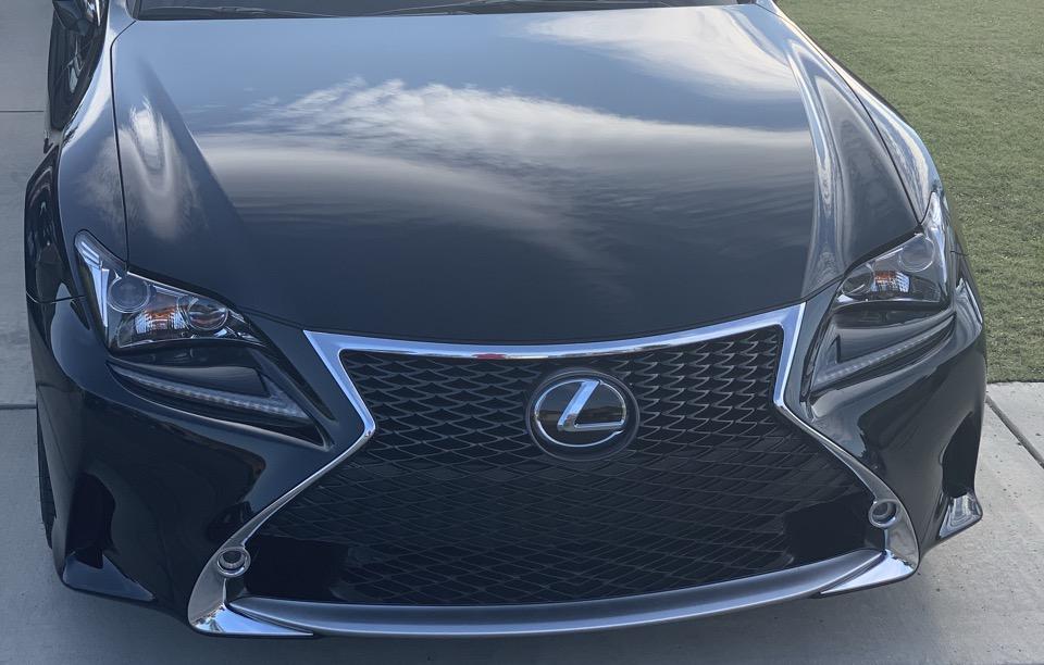 2017 Lexus RC 350 - photo 4