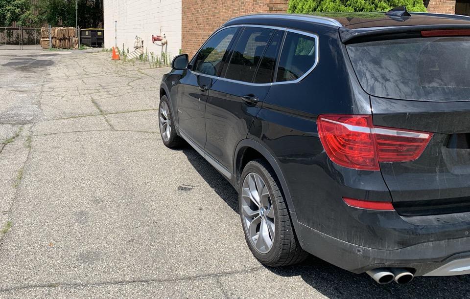2017 BMW X3 - photo 3