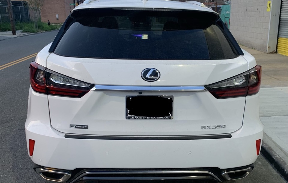 2019 Lexus RX 350 - photo 2