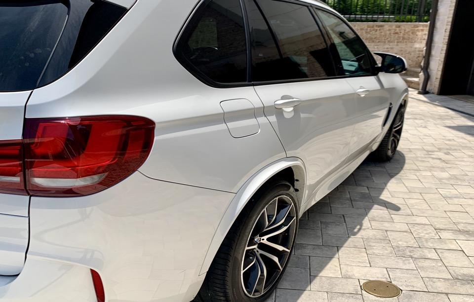 2017 BMW X5 M - photo 4