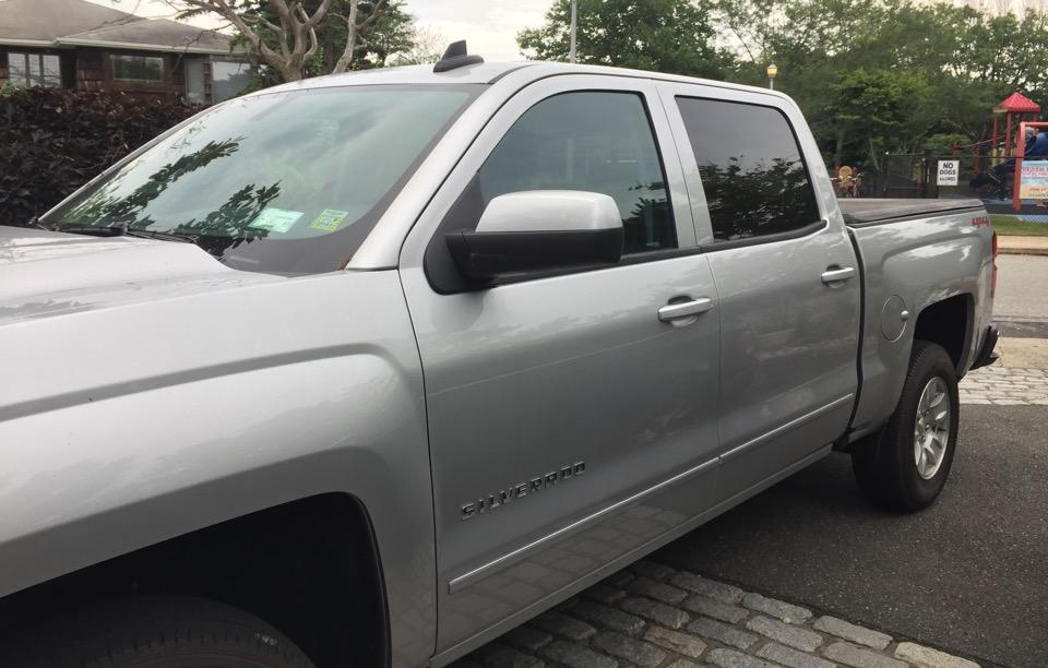 2018 Chevrolet Silverado 1500 - photo 10