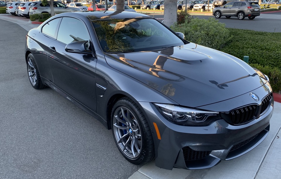 2018 BMW M4 - photo 1