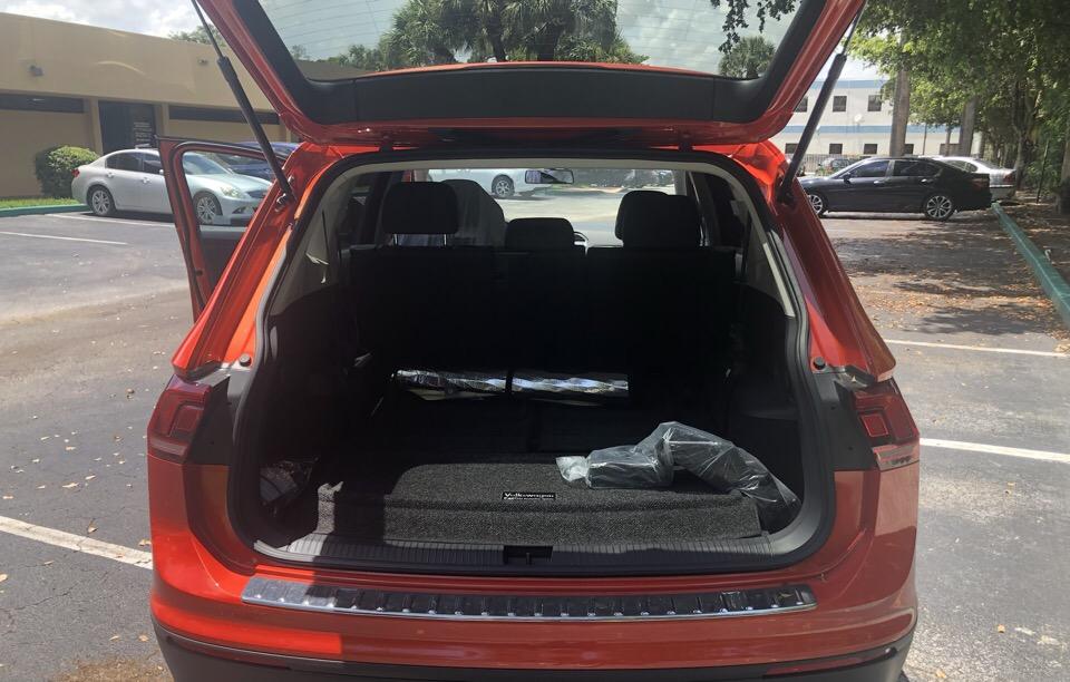 2019 Volkswagen Tiguan - photo 12