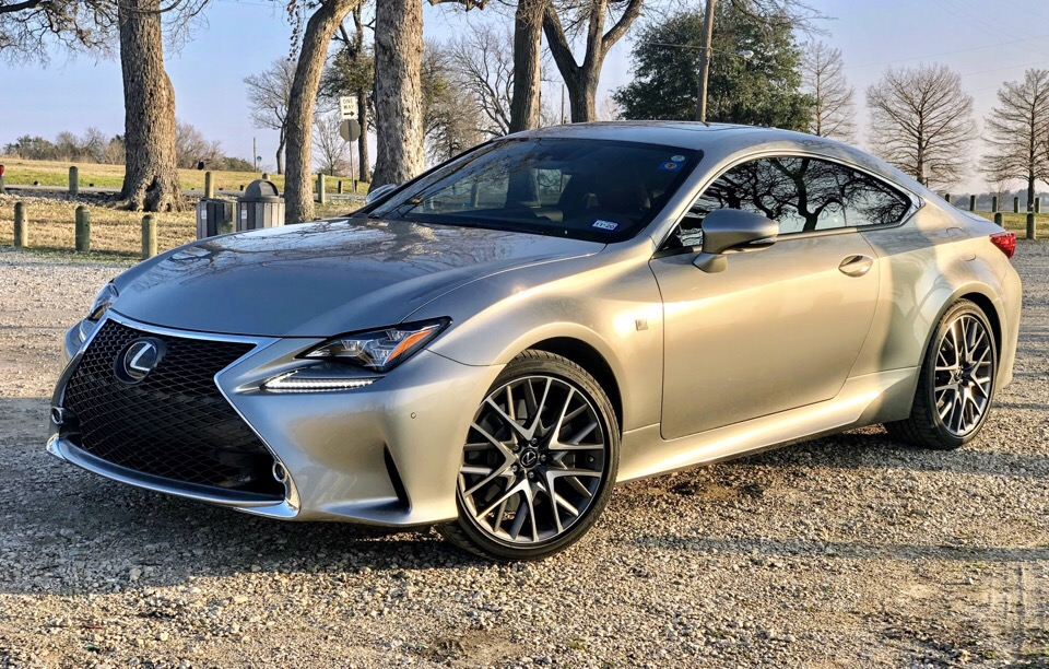 2018 Lexus RC 350 - photo 0
