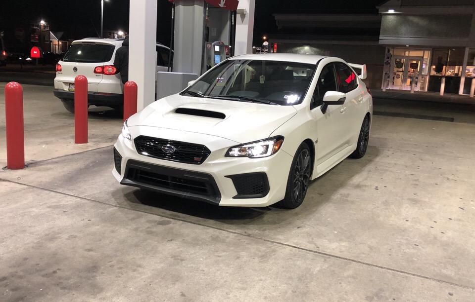 2018 Subaru WRX - photo 2