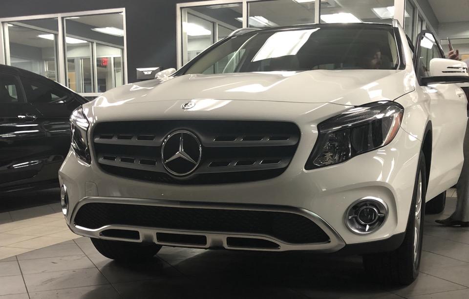 2018 Mercedes-Benz GLA - photo 0