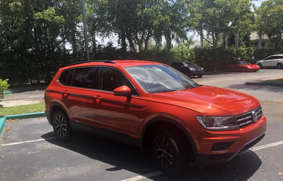 2019 Volkswagen Tiguan - photo 8