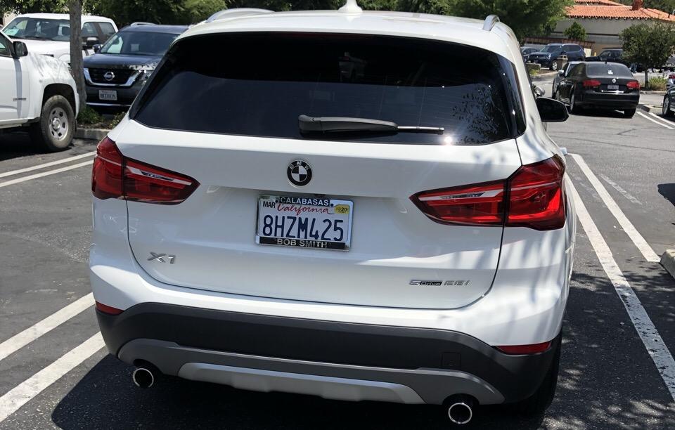 2018 BMW X1 - photo 2