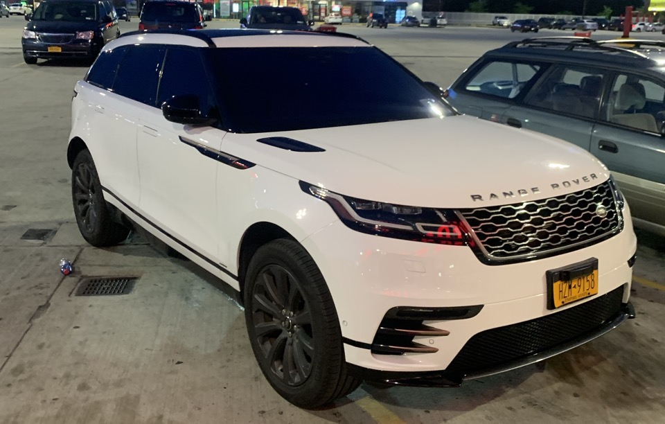 2018 Land Rover Range Rover Velar - photo 0