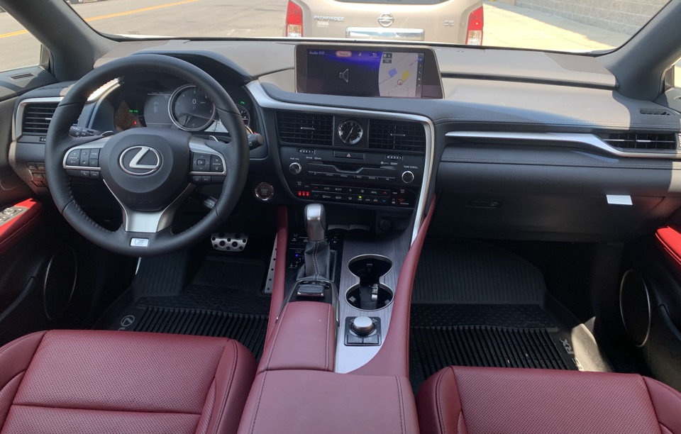2019 Lexus RX 350 - photo 4