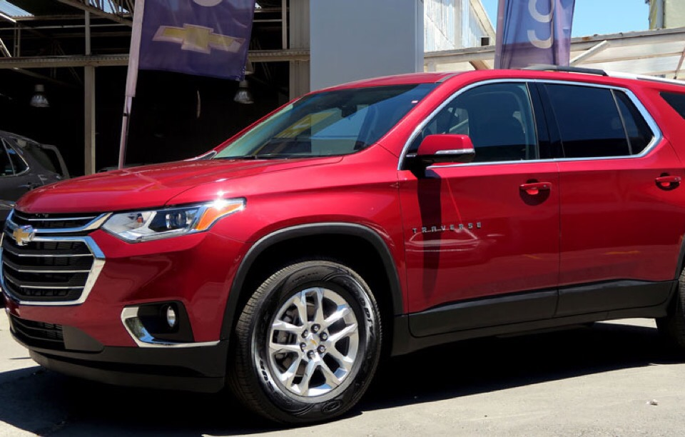 2018 Chevrolet Traverse - photo 0