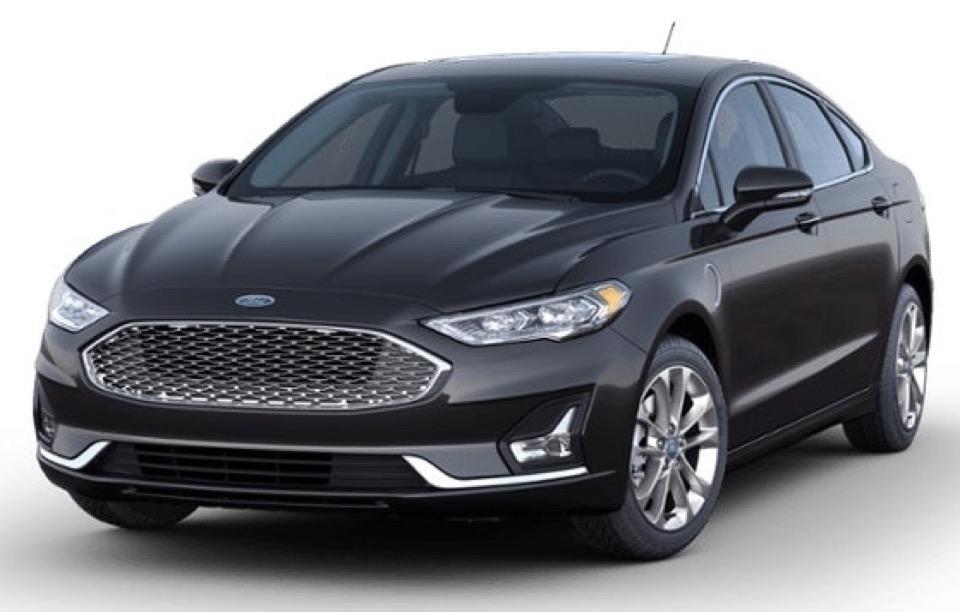 2019 Ford Fusion Energi - photo 2