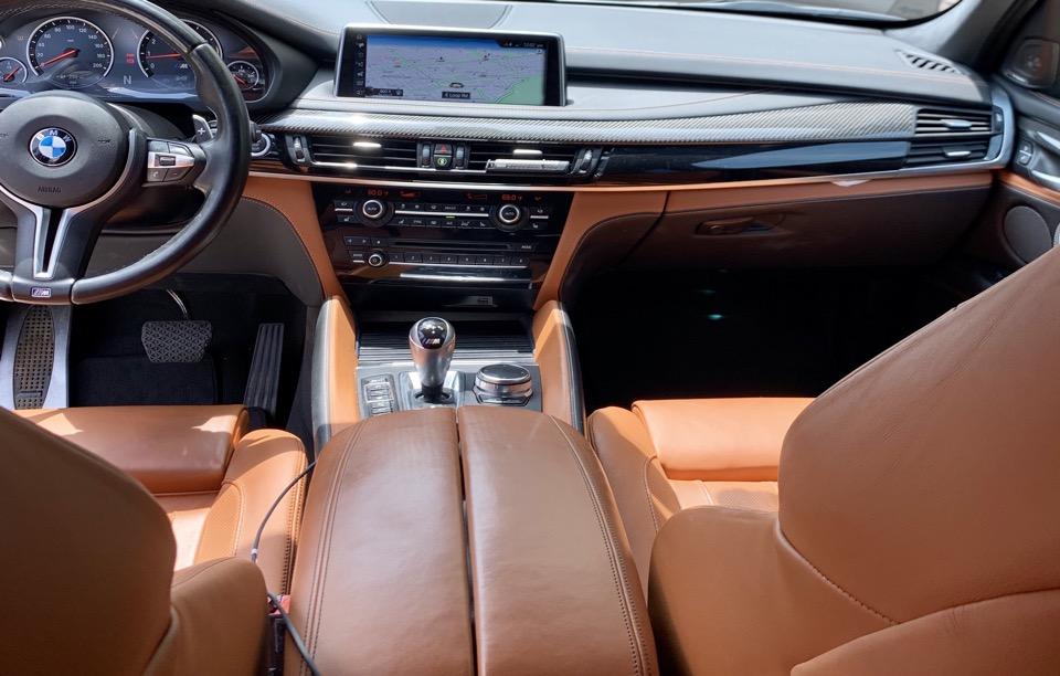 2017 BMW X5 M - photo 9