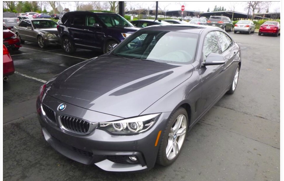 2018 BMW 4 Series - photo 8