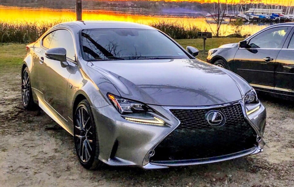 2018 Lexus RC 350 - photo 1