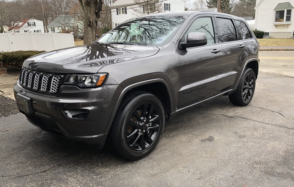 2018 Jeep Grand Cherokee - photo 3