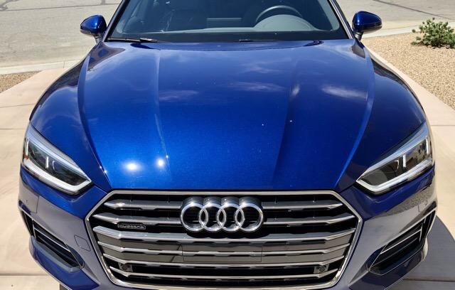 2018 Audi A5 Sportback - photo 1