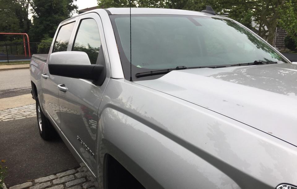 2018 Chevrolet Silverado 1500 - photo 8