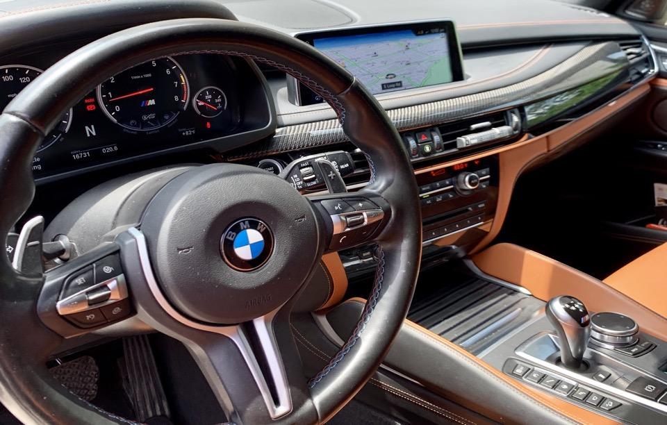 2017 BMW X5 M - photo 6