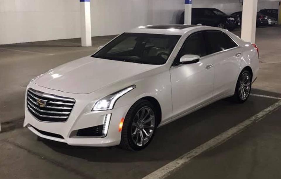 2018 Cadillac CTS - photo 0