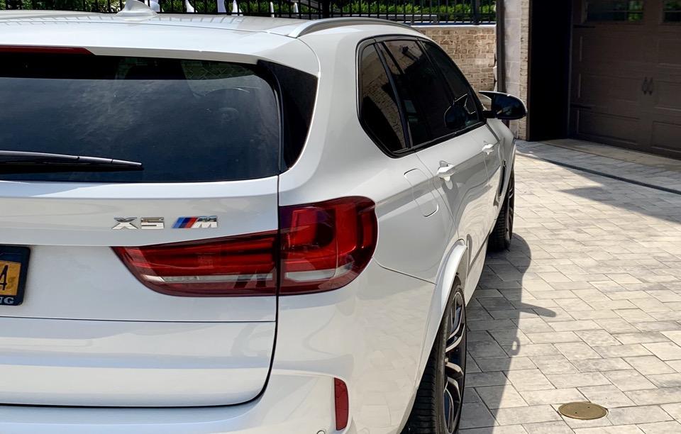 2017 BMW X5 M - photo 3