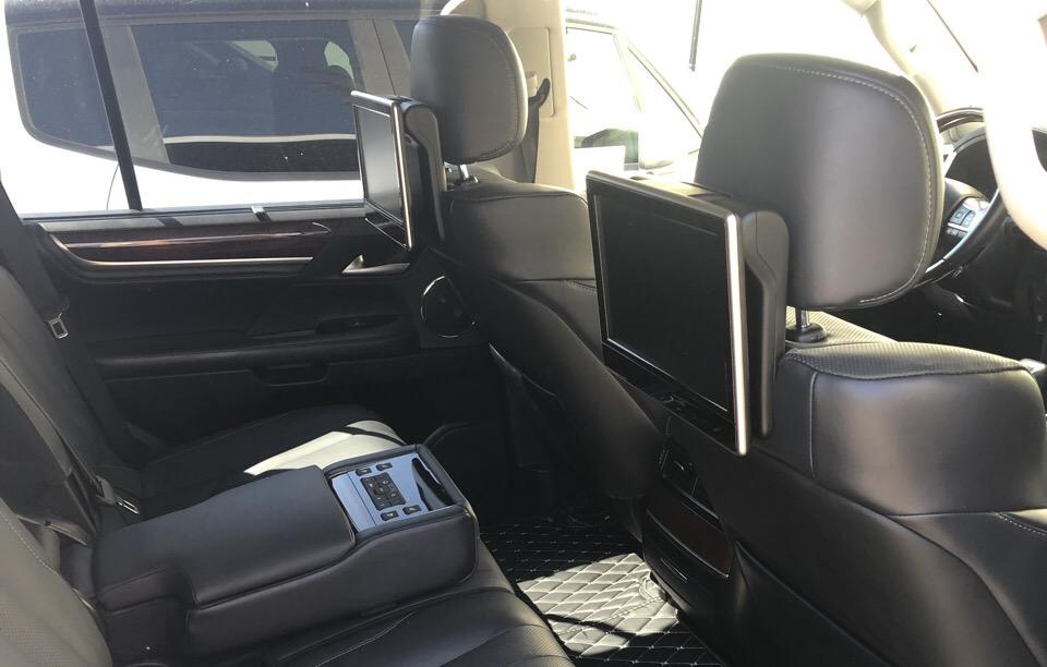 2019 Lexus LX 570 - photo 5