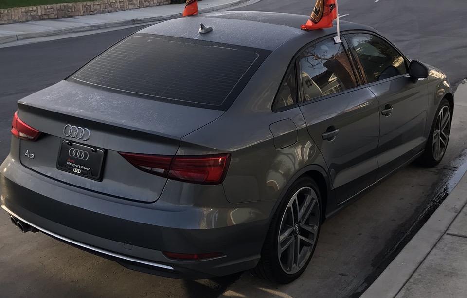 2018 Audi A3 - photo 0