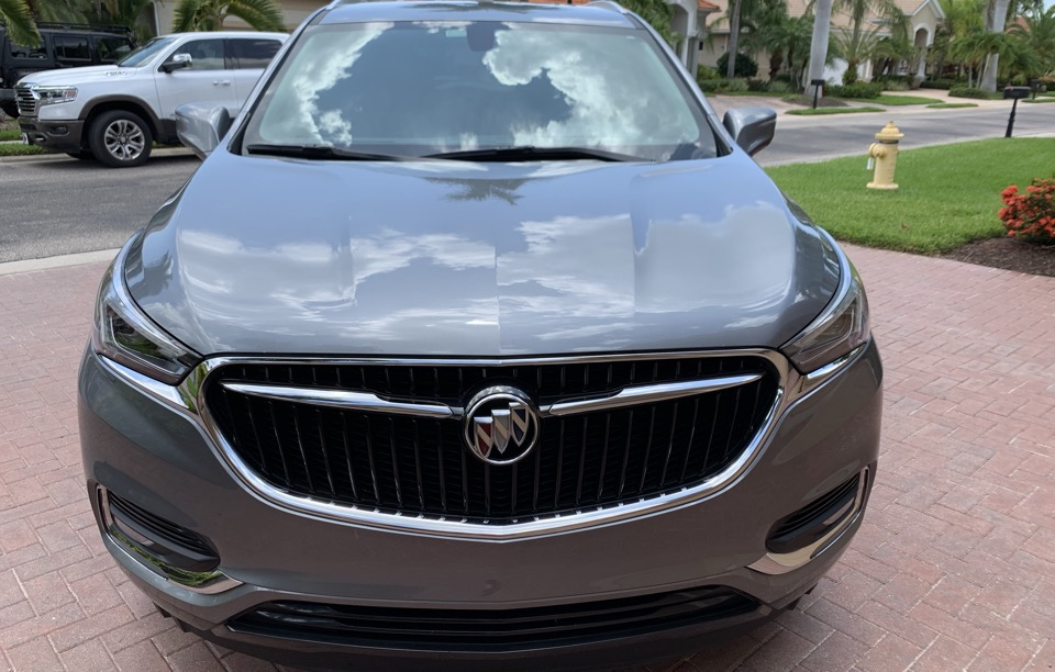 2018 Buick Enclave - photo 3