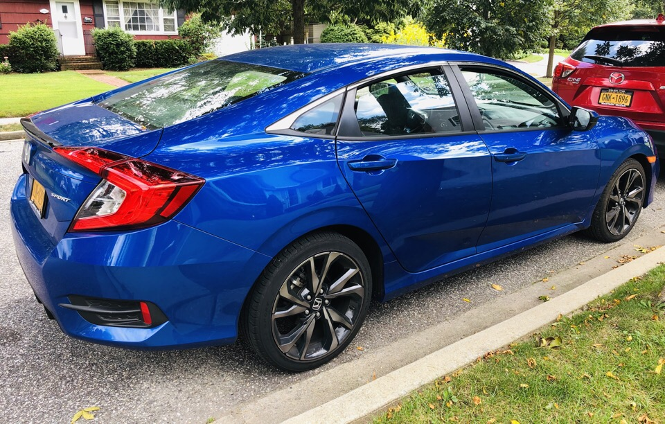 2019 Honda Civic - photo 0