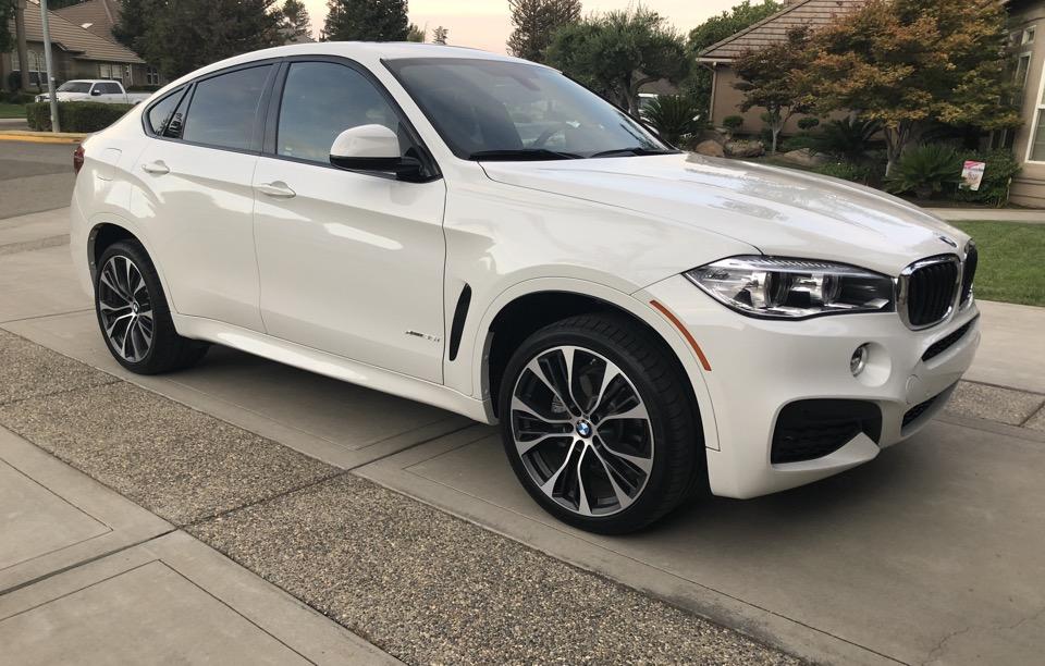 2018 BMW X6 - photo 0