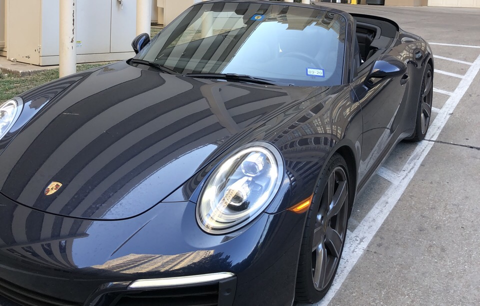 2018 Porsche 911 - photo 0