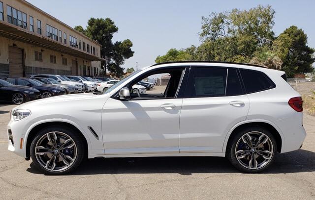 2019 BMW X3 - photo 1