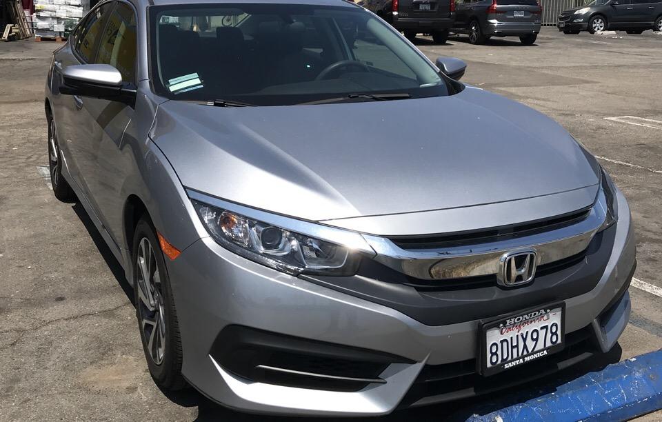 2018 Honda Civic - photo 0