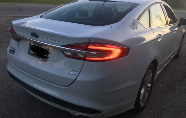 2018 Ford Fusion - photo 1