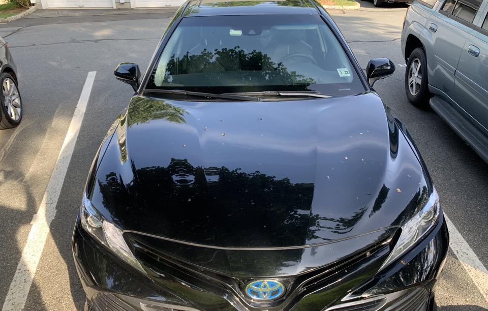 2018 Toyota Camry Hybrid - photo 0