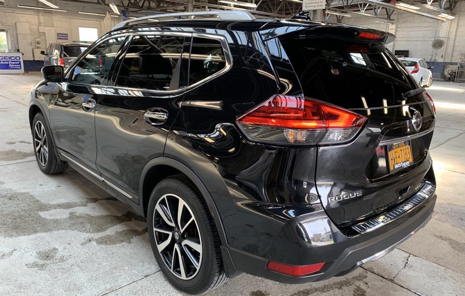 2017 Nissan Rogue - photo 5