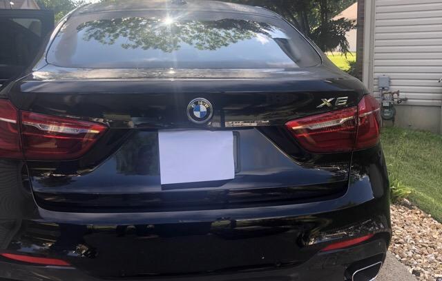 2018 BMW X6 - photo 2