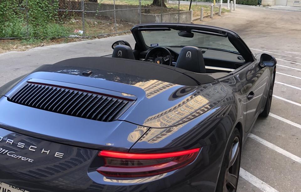 2018 Porsche 911 - photo 1