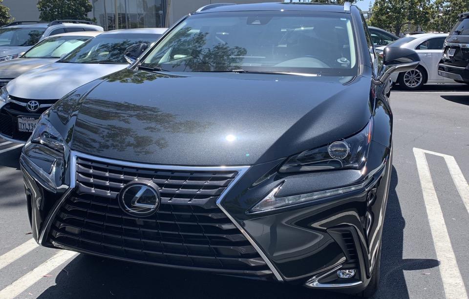2018 Lexus NX 300 - photo 0