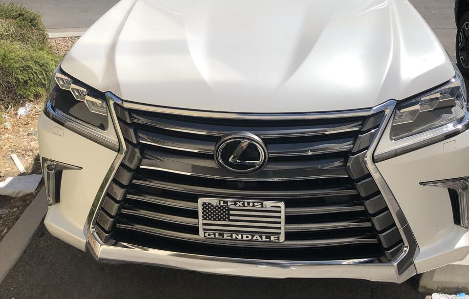 2019 Lexus LX 570 - photo 7