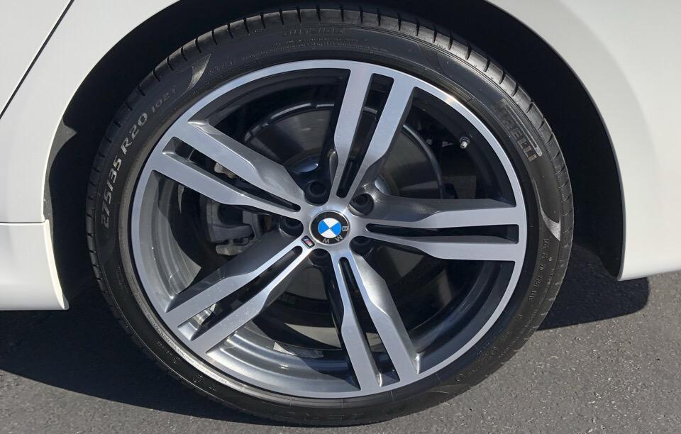 2017 BMW 7 Series - photo 6