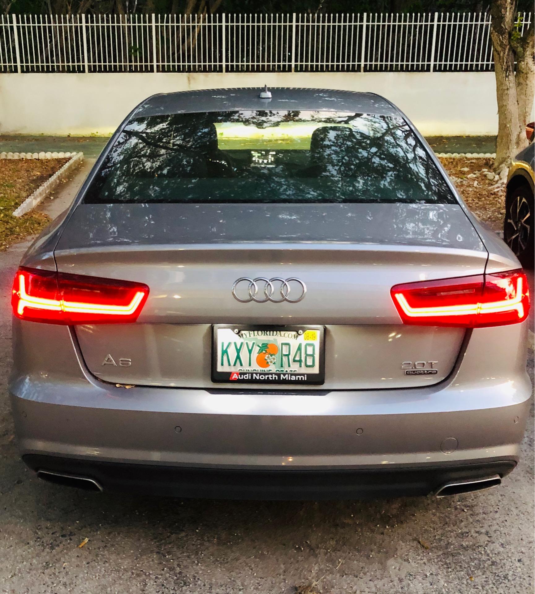 2018 Audi A6 - photo 2