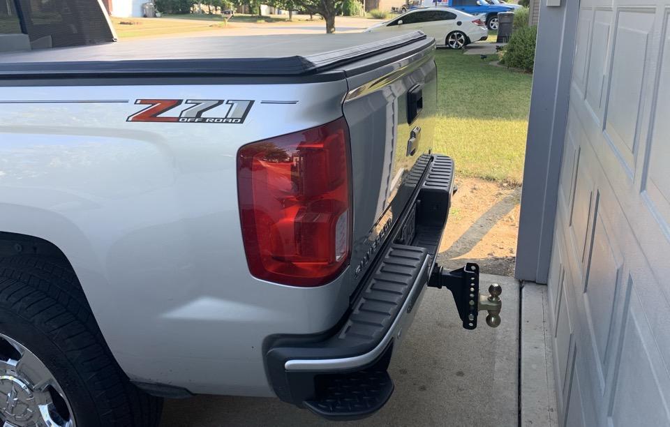 2018 Chevrolet Silverado 1500 - photo 5